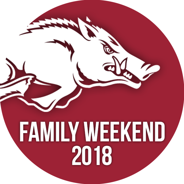 Family Weekend Button