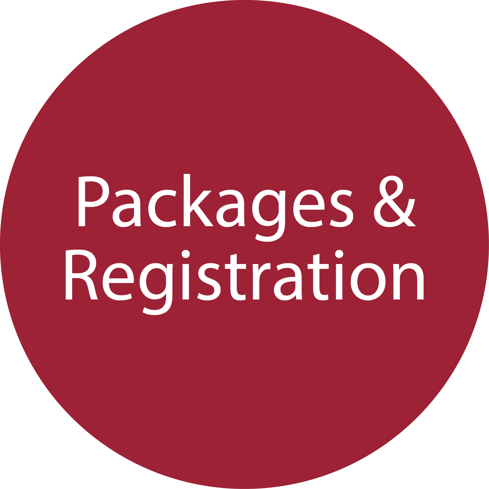 packages and registration